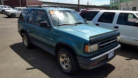 1994 Mazda Navajo for sale in Aberdeen, WA