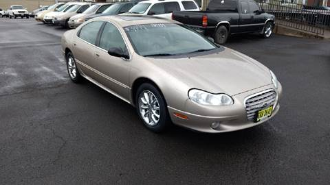 2004 Chrysler Concorde for sale in Aberdeen, WA