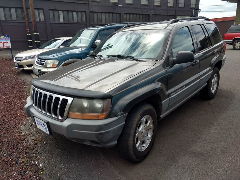 1999 Jeep Grand Cherokee For Sale At Aberdeen Auto Sales In Aberdeen WA