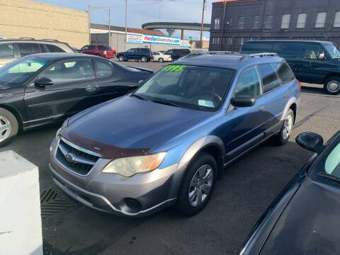 2009 Subaru Outback for sale at Aberdeen Auto Sales in Aberdeen WA