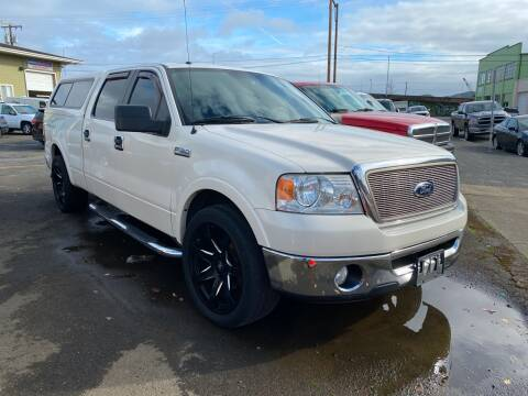 2007 Ford F-150 for sale at Aberdeen Auto Sales in Aberdeen WA