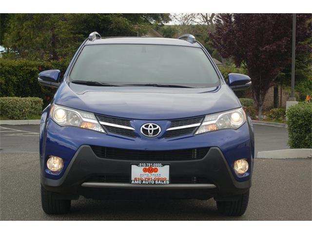 2014 Toyota RAV4 XLE 4dr SUV - Fremont CA