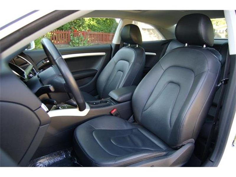 2012 Audi A5 AWD 2.0T quattro Premium 2dr Coupe 8A - Fremont CA