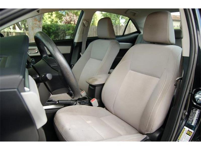 2014 Toyota Corolla LE 4dr Sedan - Fremont CA