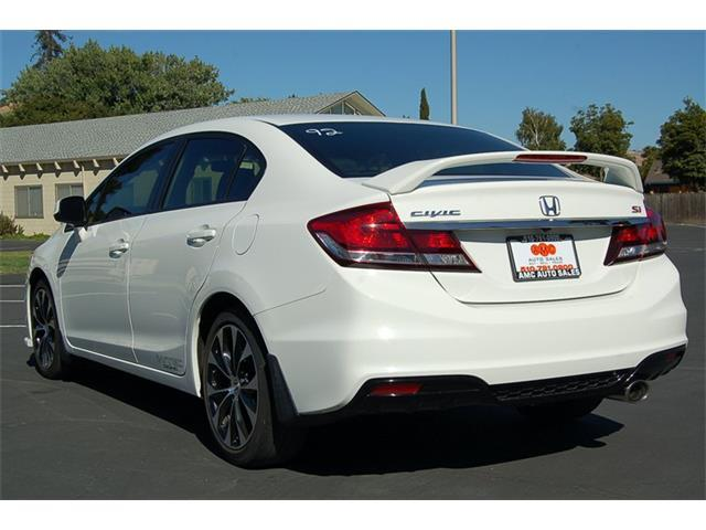 2013 Honda Civic Si 4dr Sedan - Fremont CA