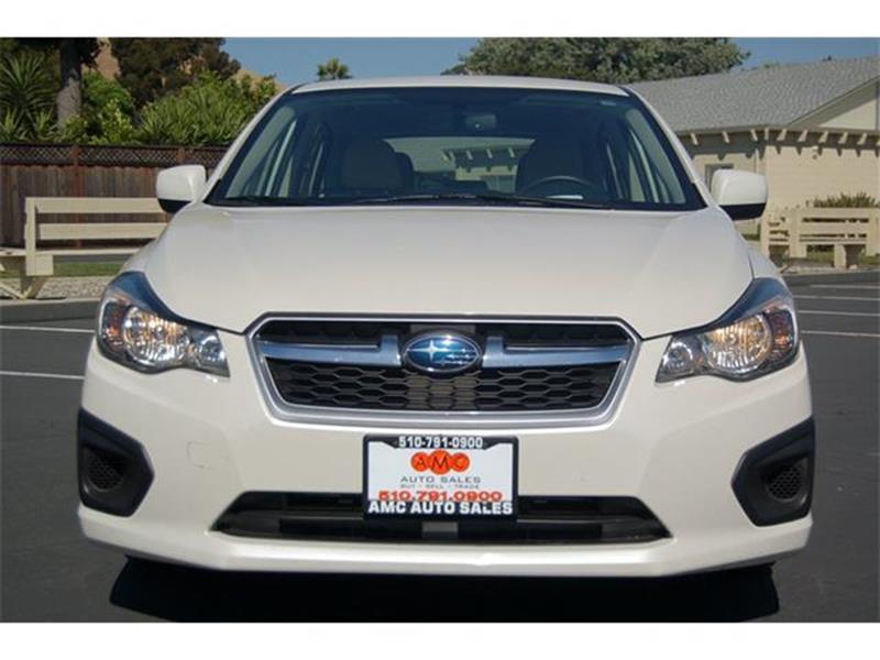 2014 Subaru Impreza AWD 2.0i Premium 4dr Wagon CVT - Fremont CA