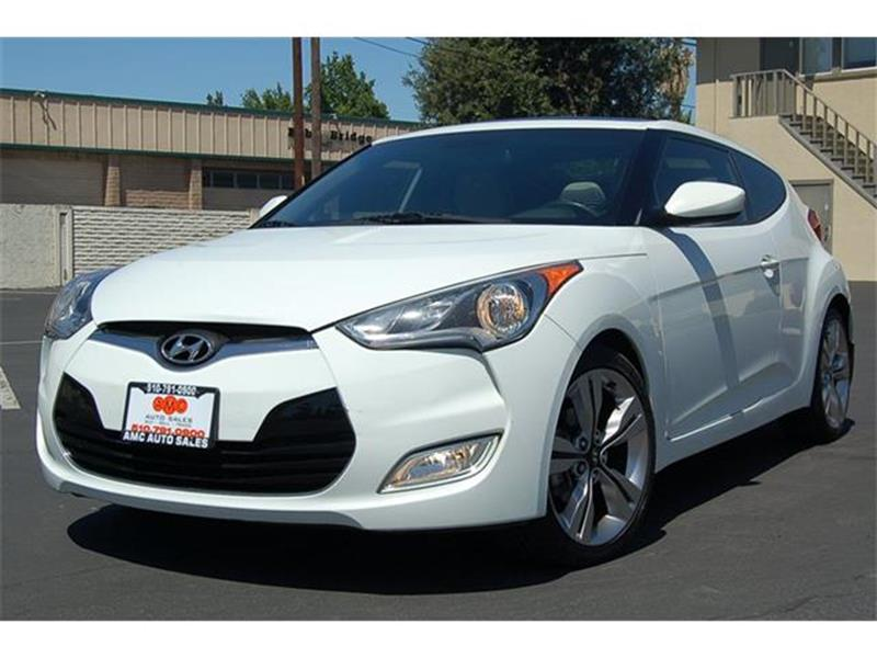 2013 Hyundai Veloster DCT - Fremont CA