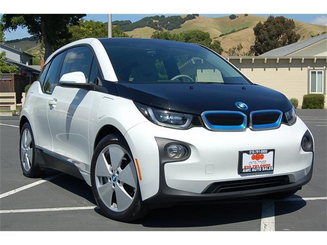 2014 BMW i3 4dr Hatchback w/ Range Extender - Fremont CA