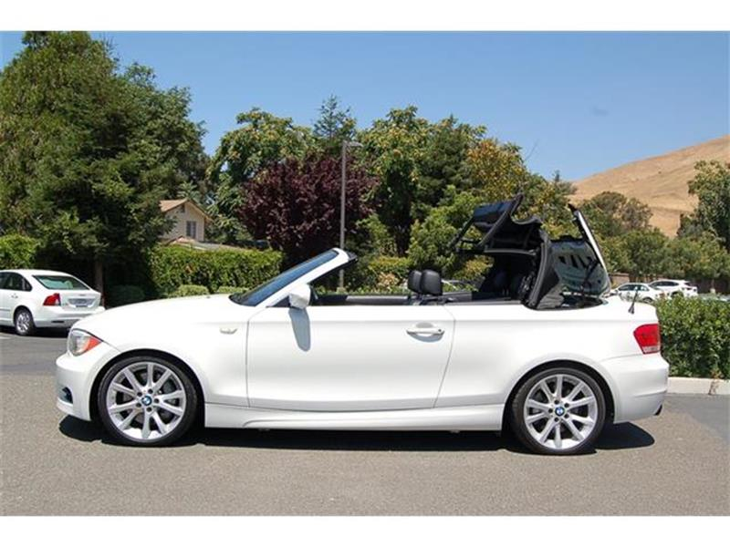 2012 BMW 1 Series 135i 2dr Convertible - Fremont CA