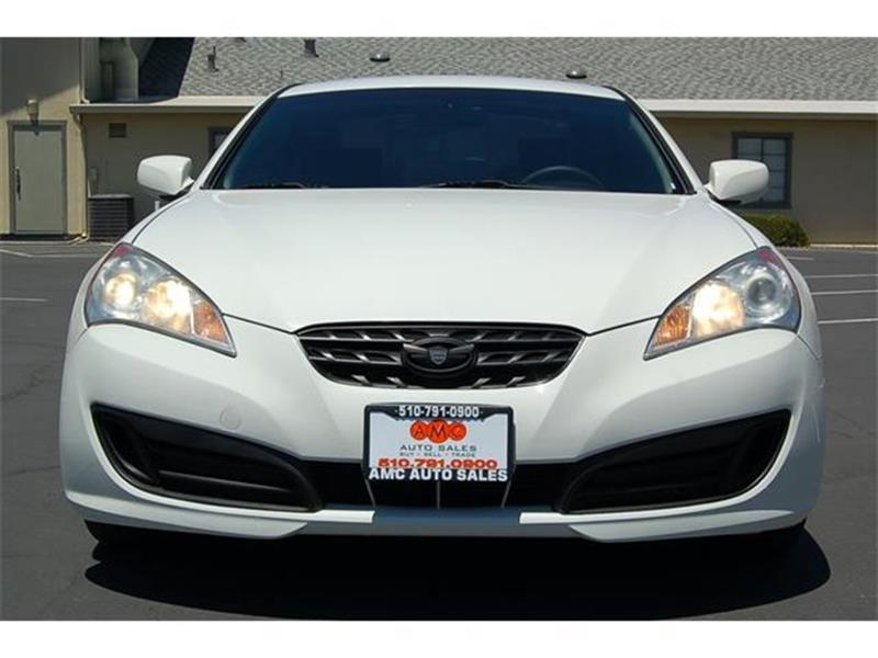 2011 Hyundai Genesis Coupe 2.0T 2dr Coupe - Fremont CA