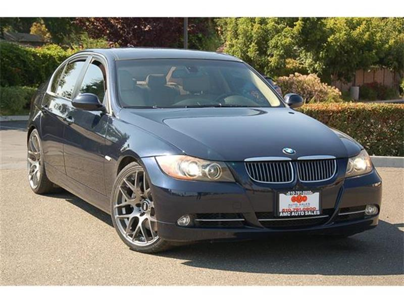 2008 BMW 3 Series 335i 4dr Sedan SA - Fremont CA