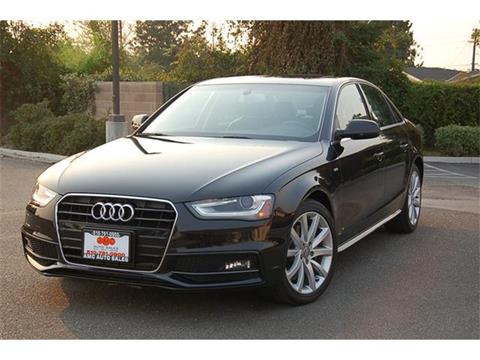 2014 Audi A4 for sale in Fremont, CA