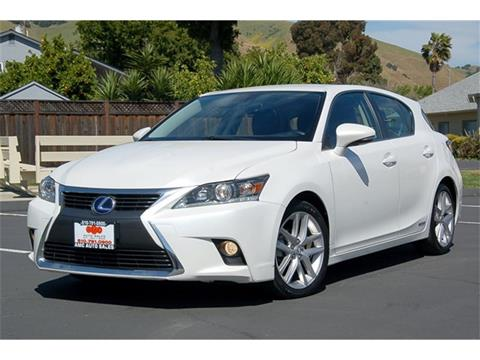 Lexus Ct200h For Sale >> Lexus Ct 200h For Sale In Medford Or Carsforsale Com