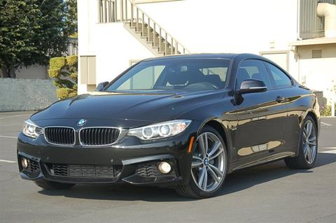 2016 BMW 4 Series for sale in Fremont, CA