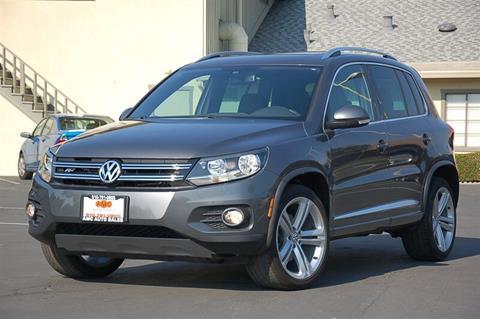 2016 Volkswagen Tiguan for sale in Fremont, CA