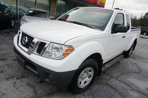 2009 Nissan Frontier for sale in Stone Mountain, GA