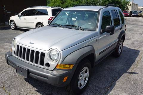 2007 Jeep Liberty for sale in Stone Mountain, GA