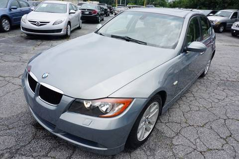 2007 BMW 3 Series for sale in Stone Mountain, GA