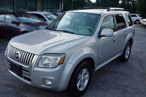 2009 Mercury Mariner Hybrid for sale in Stone Mountain, GA