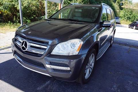 2010 Mercedes-Benz GL-Class for sale in Stone Mountain, GA