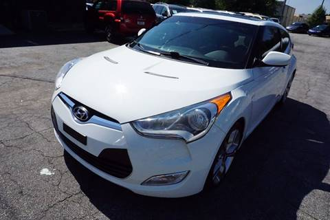 2012 Hyundai Veloster for sale in Stone Mountain, GA