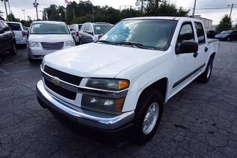 2005 Chevrolet Colorado for sale in Stone Mountain, GA