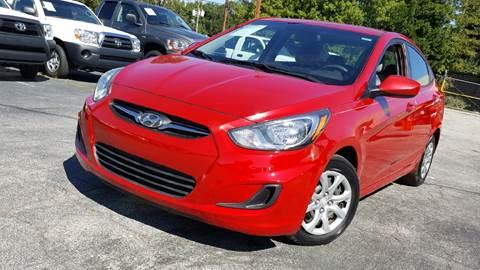 2012 Hyundai Accent for sale in Stone Mountain, GA