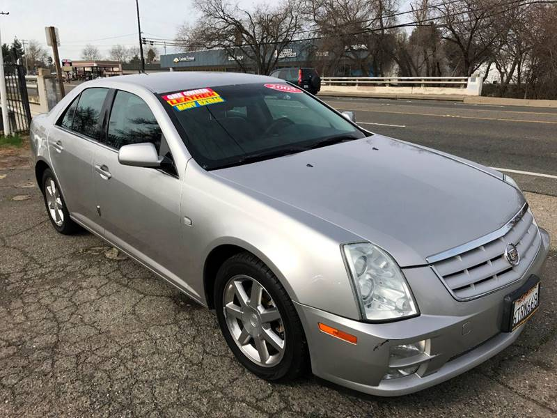 2005 Cadillac Sts 4.6 4dr Sedan In Sacramento CA - Car Deal Auto Sales