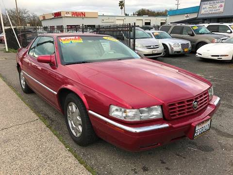 1999 Cadillac Eldorado for sale in Sacramento, CA
