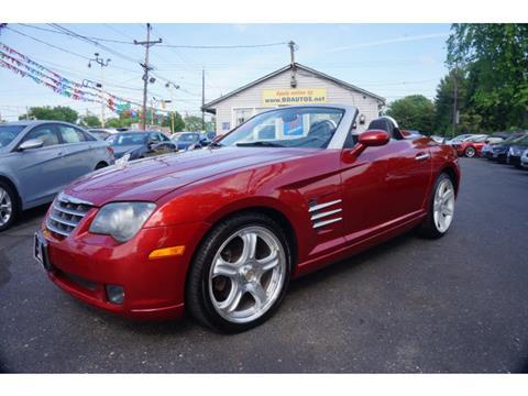 2005 Chrysler Crossfire for sale in Burlington, NJ
