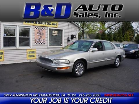2004 Buick Park Avenue for sale in Burlington, NJ