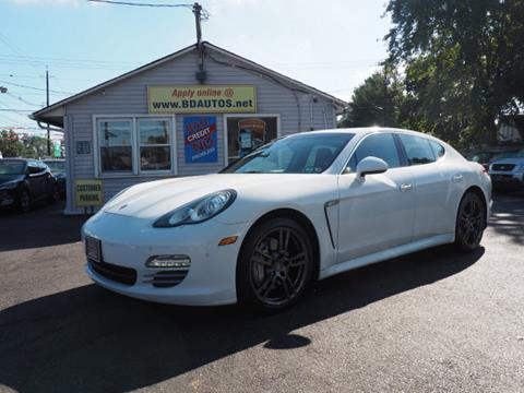 2013 Porsche Panamera for sale in Burlington, NJ