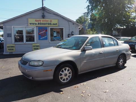 1999 Chevrolet Malibu for sale in Burlington, NJ