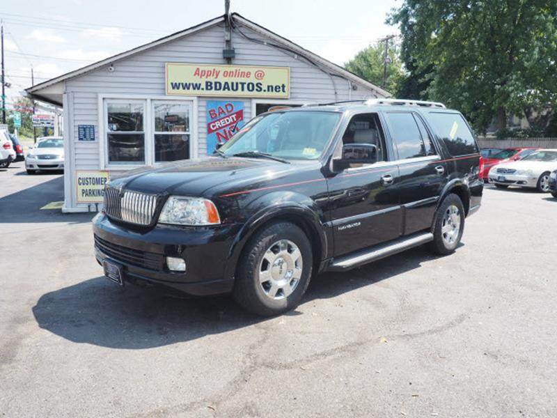 2006 Lincoln Navigator Ultimate 4dr SUV 4WD In Fairless Hills PA - B ...