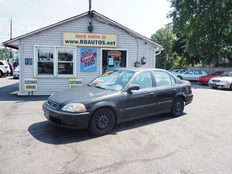 1998 Honda Civic for sale in Burlington, NJ