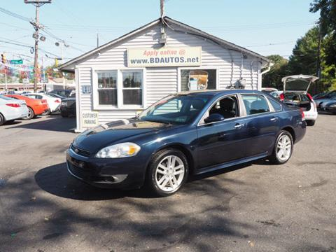 2011 Chevrolet Impala for sale in Burlington, NJ