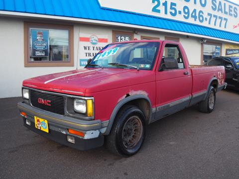 1993 GMC Sonoma for sale in Fairless Hills, PA