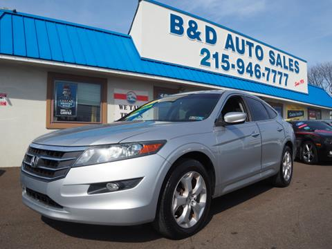 2012 Honda Crosstour for sale in Fairless Hills, PA