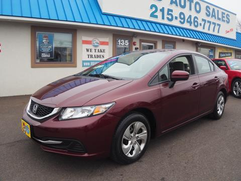 2014 Honda Civic for sale in Fairless Hills, PA