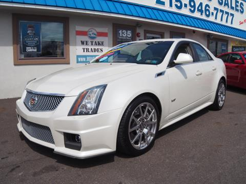 Used Cadillac Cts V For Sale >> Used Cadillac Cts V For Sale In Pennsylvania Carsforsale Com