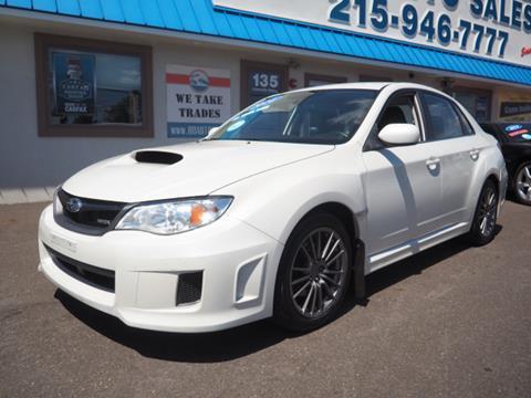 Sti For Sale >> Used 2014 Subaru Impreza For Sale Carsforsale Com