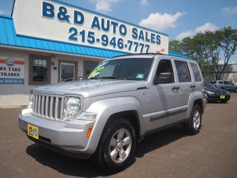 2010 Jeep Liberty for sale in Fairless Hills, PA