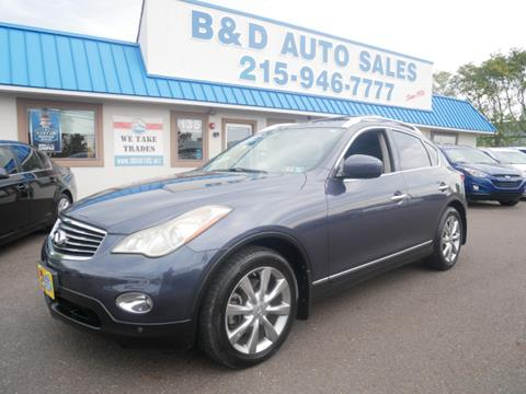 2008 Infiniti EX35 for sale in Fairless Hills, PA