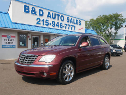 2007 Chrysler Pacifica for sale at B & D Auto Sales Inc. in Fairless Hills PA