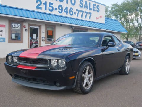 2013 Dodge Challenger for sale at B & D Auto Sales Inc. in Fairless Hills PA