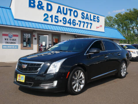 2016 Cadillac XTS for sale at B & D Auto Sales Inc. in Fairless Hills PA
