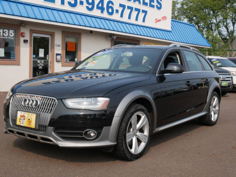 2014 Audi Allroad for sale at B & D Auto Sales Inc. in Fairless Hills PA