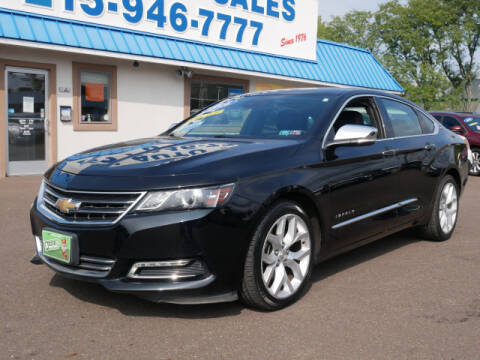 2016 Chevrolet Impala for sale at B & D Auto Sales Inc. in Fairless Hills PA