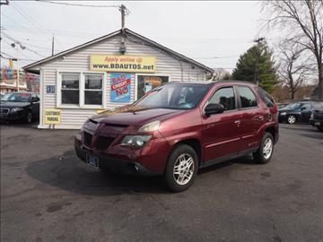 2004 Pontiac Aztek for sale in Burlington, NJ