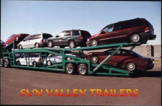 2020 SUN VALLEY 6/7 CAR EZ-LOADER for sale at Montgomery Trailer Sales - Sun Valley in Conroe TX